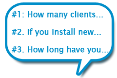 Questions to ask IT services