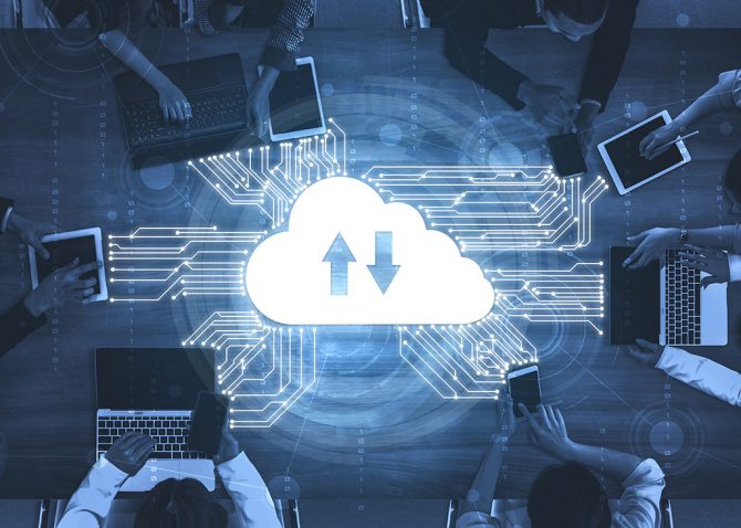 Lead I.T. data backup services
